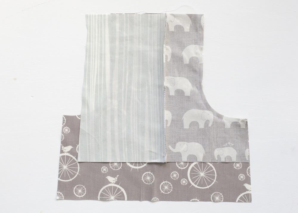 pieced pocket explorer skirt pattern hack