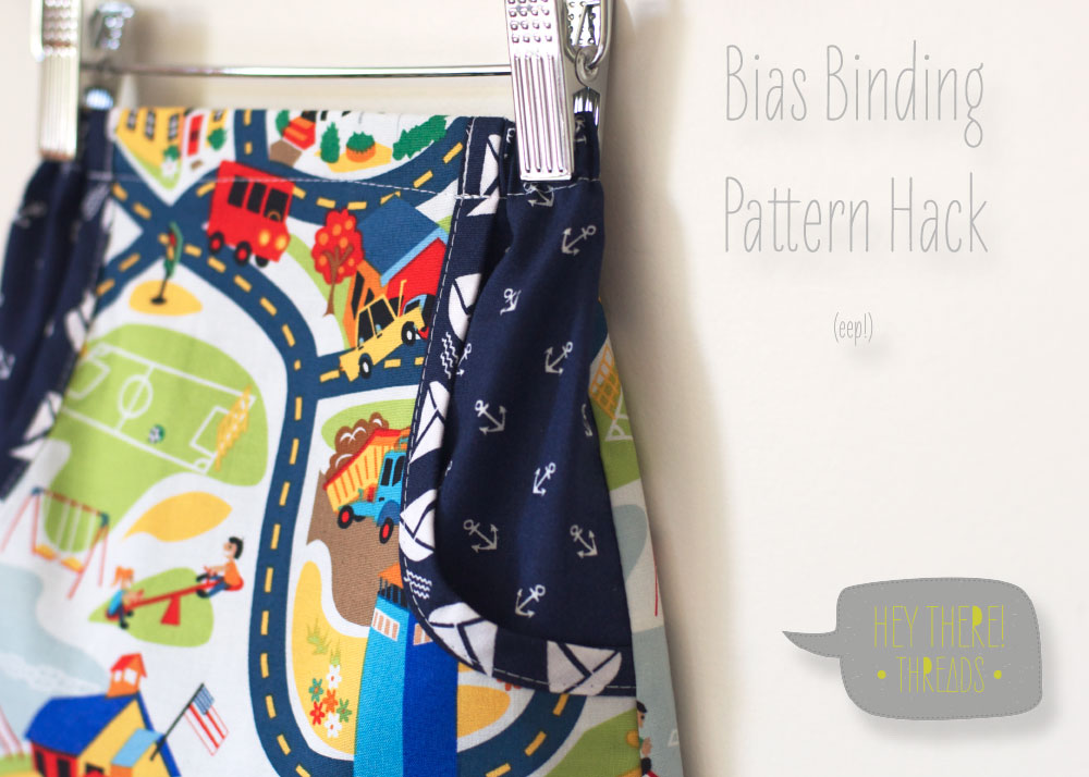 Bias Binding Pattern hack