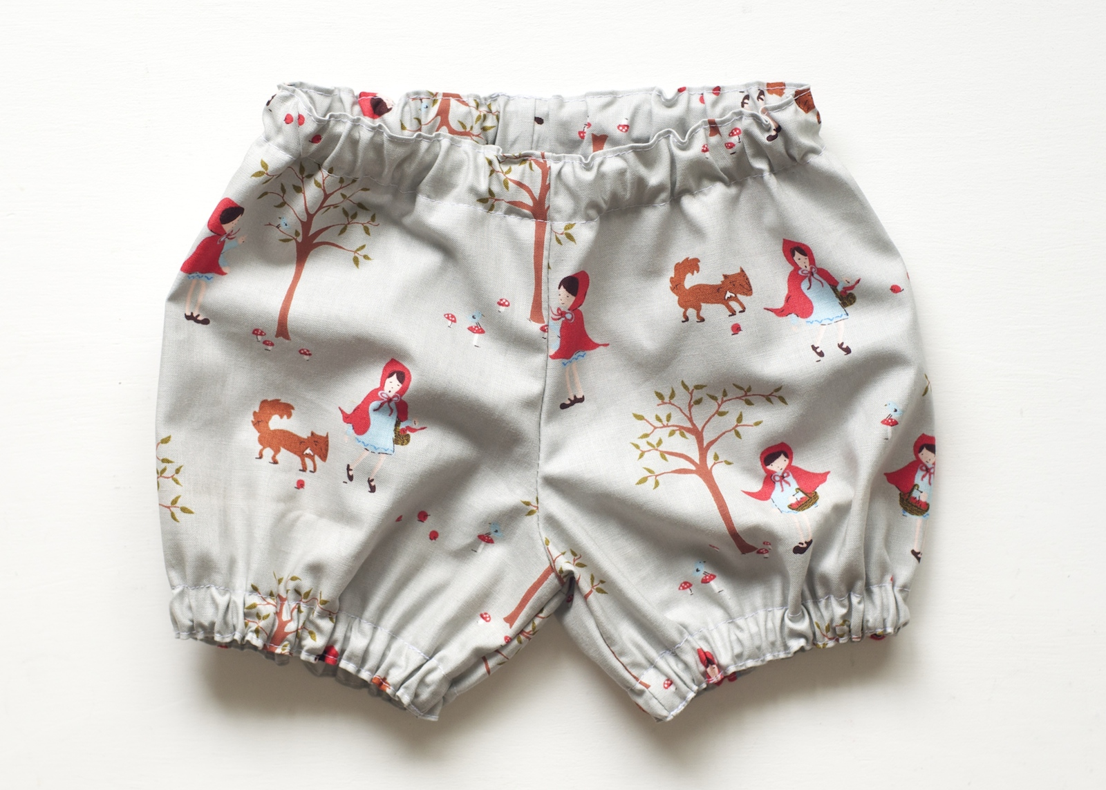 How to turn your Basics Collection into a bloomers pattern. - Hey ...