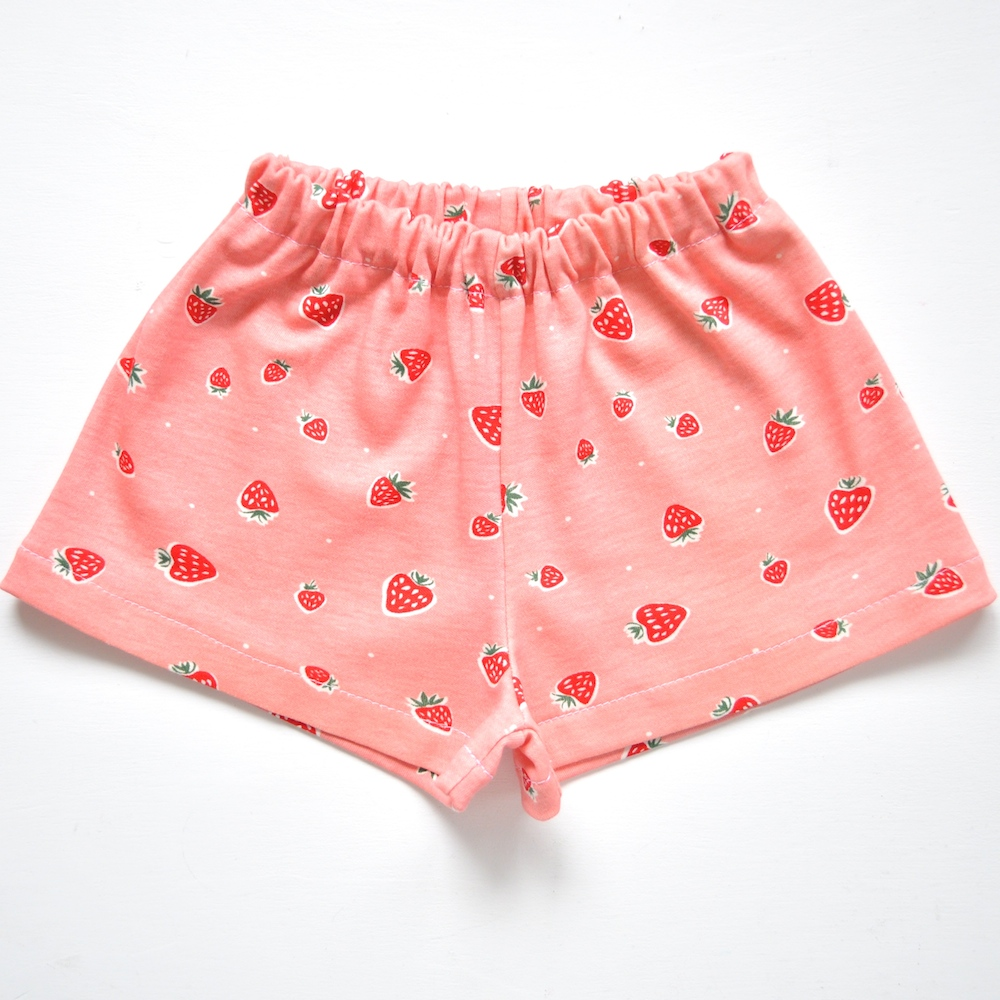 Baby Basics - Shorts + Pants PDF Baby Sewing Pattern - Hey There Threads