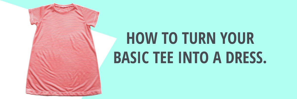 Turn-a-t-shirt-pattern-into-a-dress
