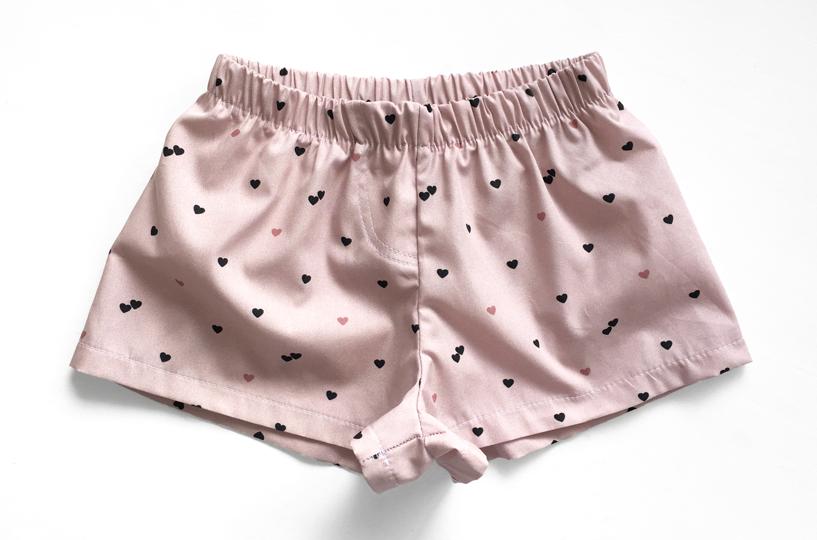 Boxer Shorts Pattern
